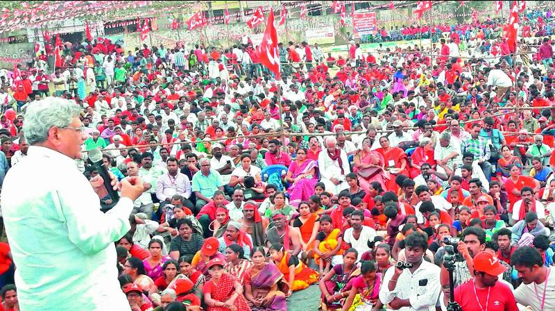 Sitaram Yechury also said it would be a repeat of 2004 when the LDF had won 18 of the 20 Lok Sabha seats in the State. (Image: File)