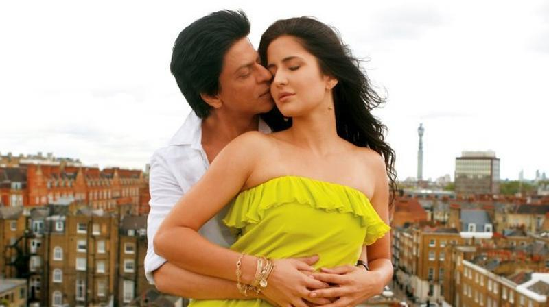 Zero: Details about Shah Rukh Khan and Katrina Kaif's special song revealed