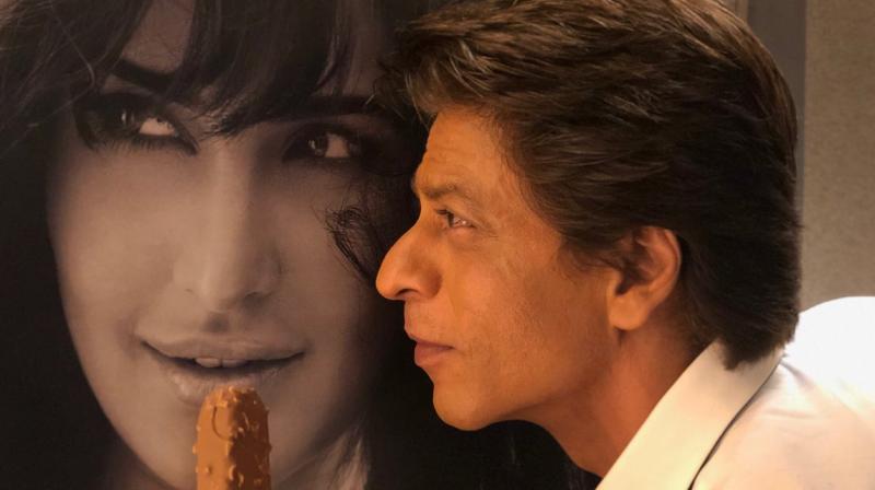 'Zero': Shah Rukh Khan as vertically challenged man,Katrina Kaif as an alcoholic
