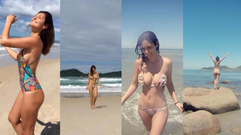Advise Babe beach bikini gallery