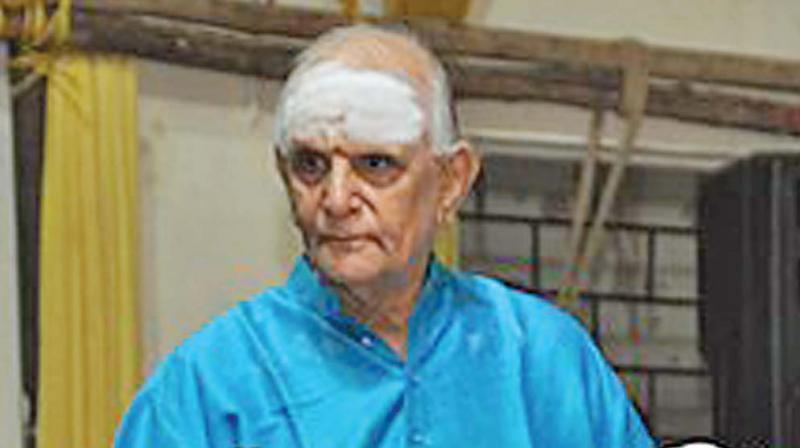 Umayalpuram K. Sivaraman.