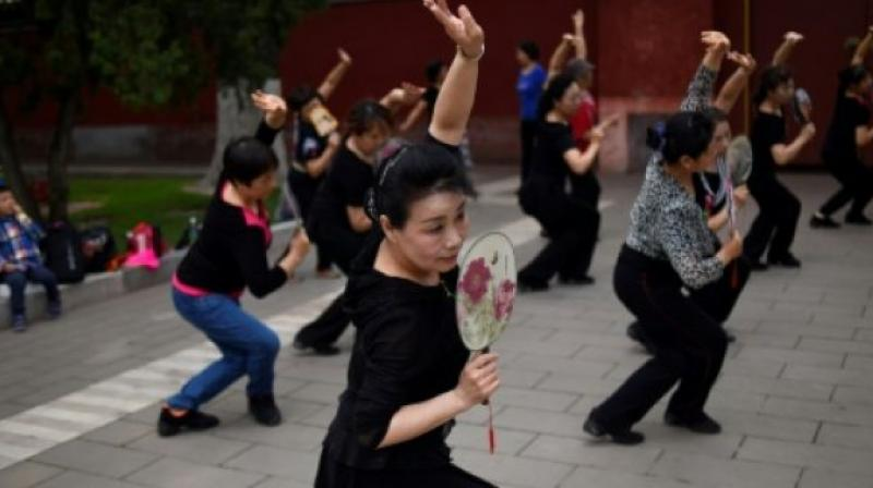 China closes school teaching women to be subordinate to men