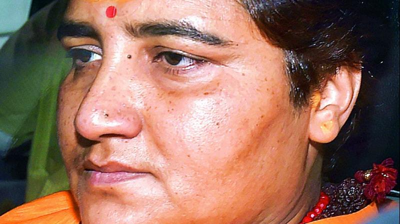 Thakur won from Bhopal by defeating Singh by over 3 lakh votes. (Photo: File)