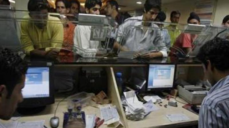 Image result for Banks lost nearly Rs 17,000 crore to frauds last fiscal, says minister