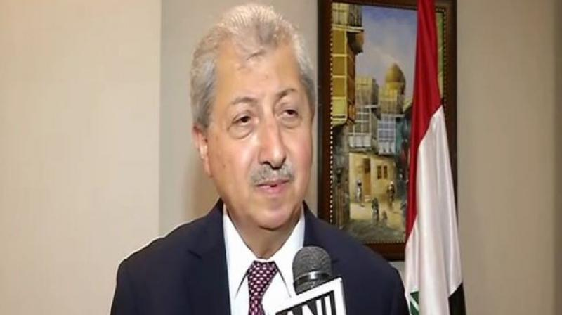 """Iraq's Ambassador to India Fakhri-H-Al-Issa said, """"I am hoping they are alive as there is no interest for Deash to kill them. They can use them as labourers, so let's hope they are still there somewhere."""" (Photo: Twitter 