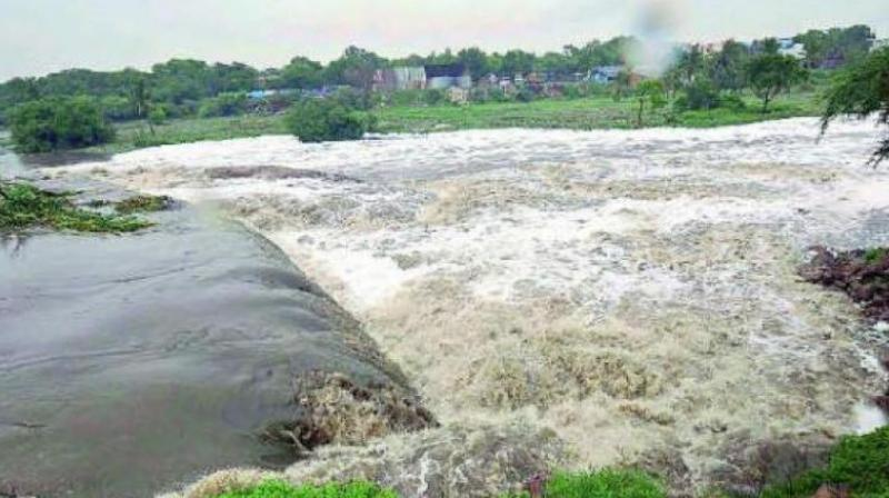 Mayor Pantham Rajani Sesha Sai laid stress on the role of people in protecting the river from getting polluted.