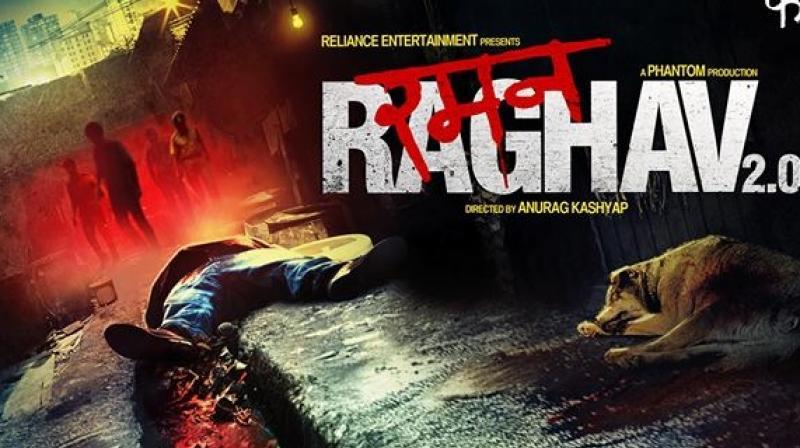 Poster of 'Raman Raghav 2.0'.