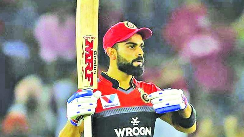 Regarded as one of the best batsmen of current era, the 30-year-old has been associated with RCB since inception of Indian Premier League. (Photo: File)