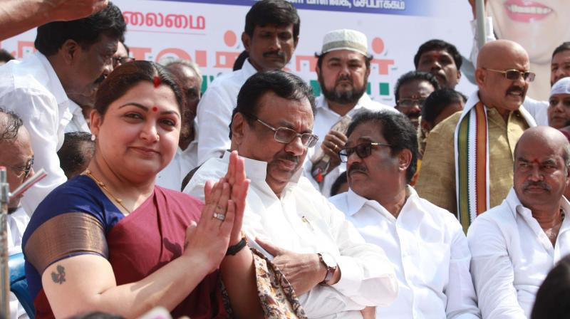 Evks elangovan wife sexual dysfunction