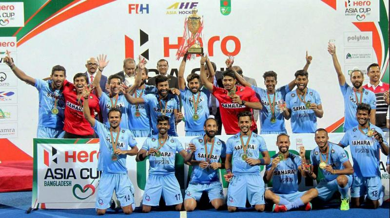 India settle for a draw against Australia in HWL Finals opener
