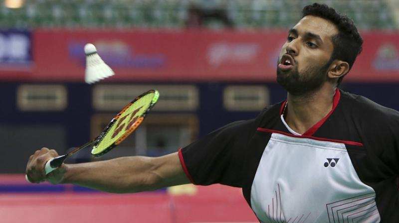 On the season that's coming to an end, Prannoy said the victories in the initial part were a big confidence-booster. (Photo: AP)