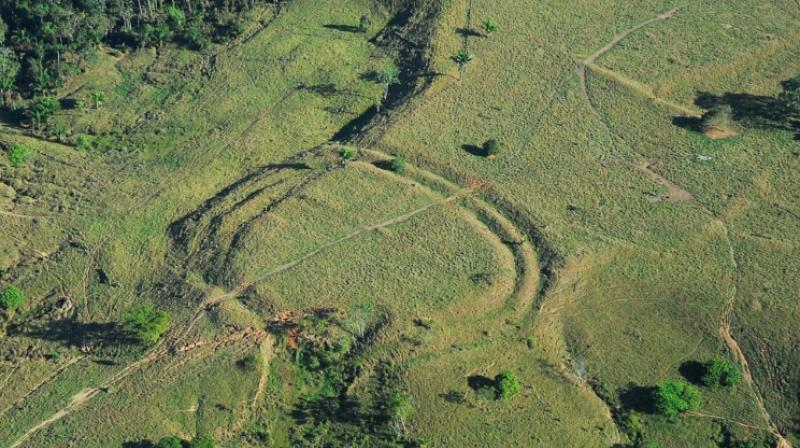 The research is based on state-of-the-art techniques used to reconstruct some 6,000 years of vegetation and fire history around two geoglyph sites.