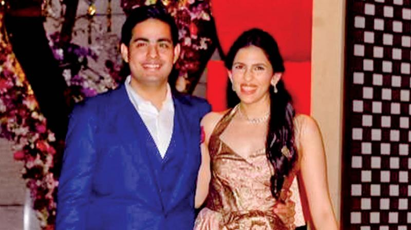 Akash and Shloka