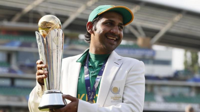 Sarfraz Ahmed will take over as Test captain from Misbah-ul-haq (Photo: AP)