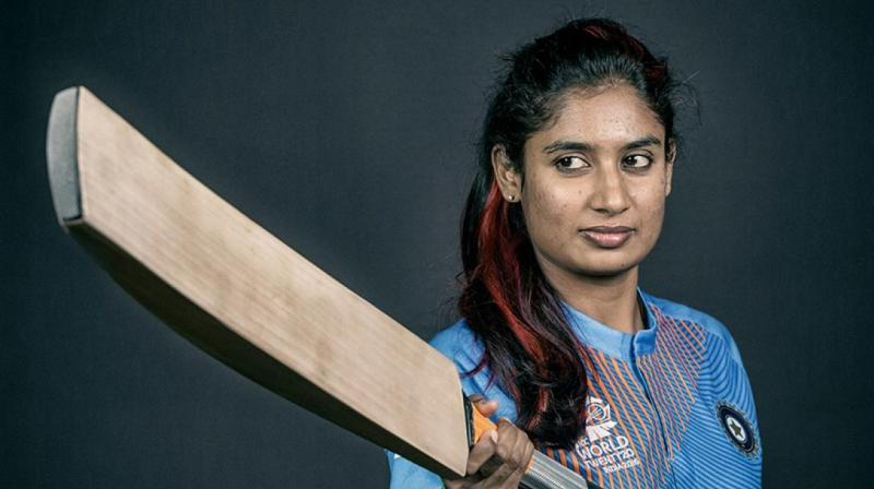 Indian skipper Mithali Raj, who became the leading run-getter in ODIs, also holds the third-highest average of all time in ODI cricket. (Photo: BCCI)