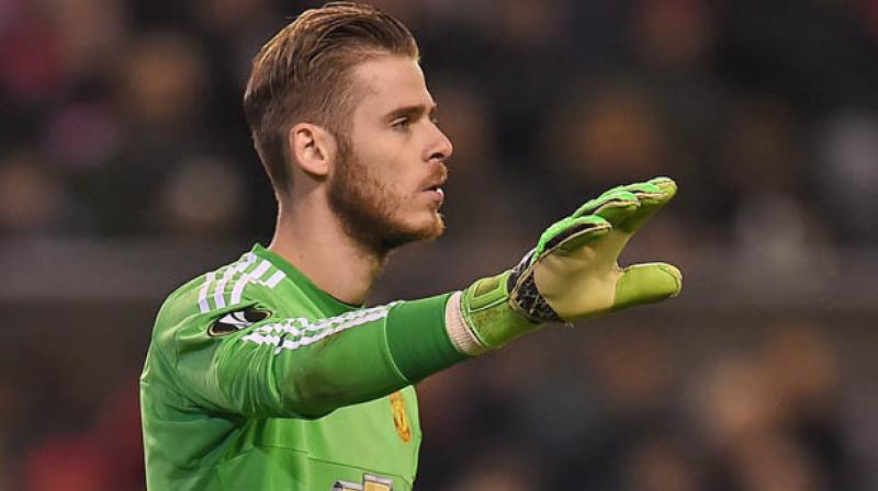 Protracted negotiations over De Gea's future were offered as a reason for his poor form towards the end of last season. (Photo: File)