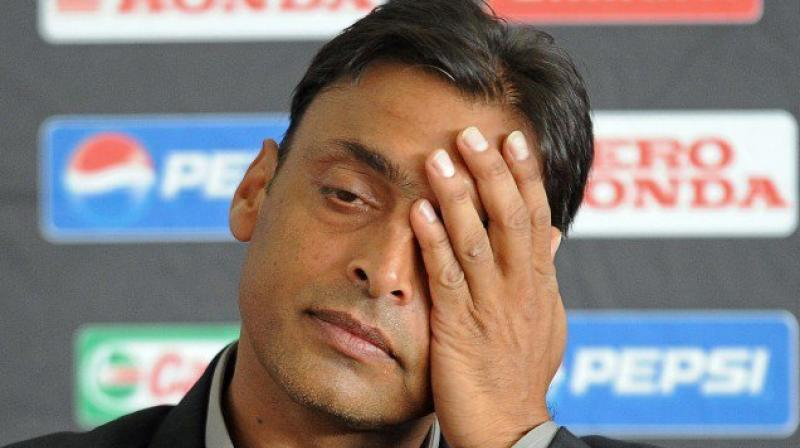 Akhtar's tweet went haywire to which many users even questioned his knowledge. (Photo: AFP)