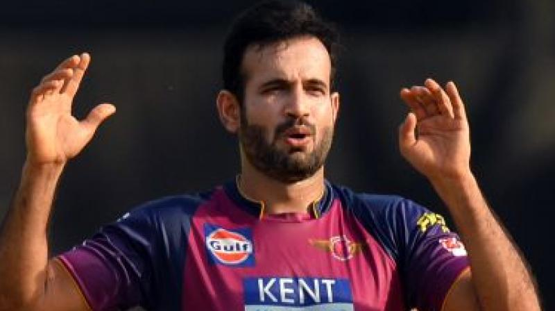 Irfan Pathan slammed the haters on Instagram, taking a dig at their hypocrisy. (Photo: AFP)