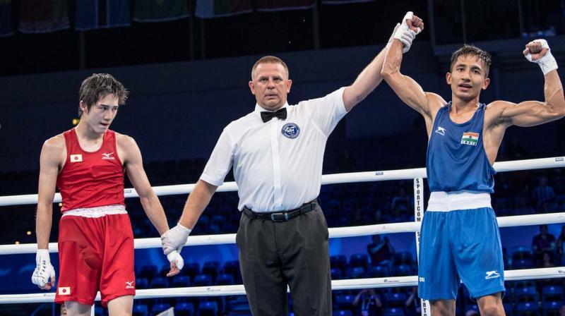 World Boxing Championships: Kavinder, Gaurav enter quarters; Thapa ...