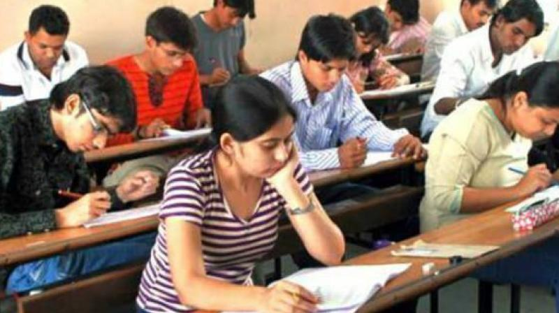 "An official from the Telangana State Council of Higher Education said, ""All colleges have accepted the notice. Many students are taking the quiz."" (Representational image)"