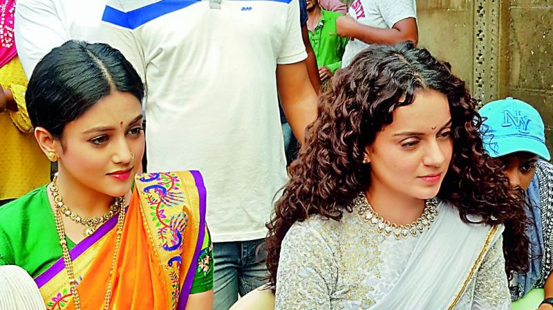 Not felt sexy for a while during warrior film: Kangana
