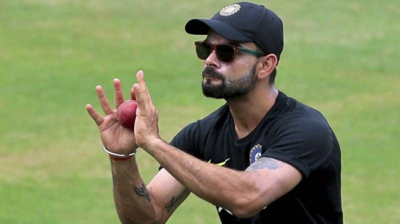 India captain Virat Kohli has demanded better catching from his fielders. (Photo: AP)