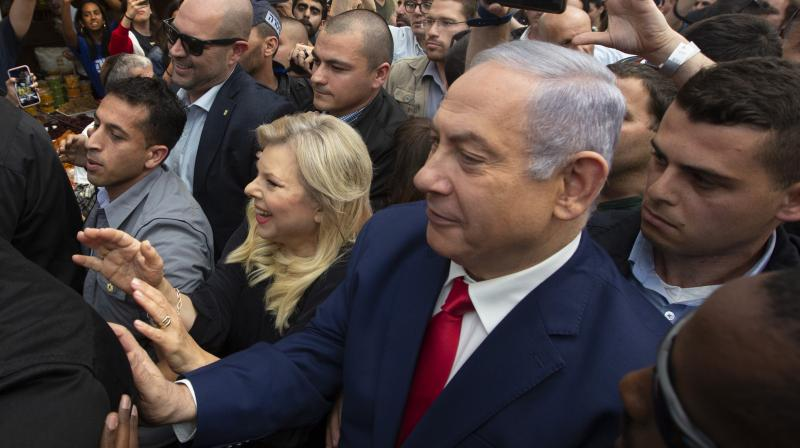 The closely contested race was widely seen in Israel as a referendum on Netanyahu's character and record in the face of corruption allegations. (Photo: File)