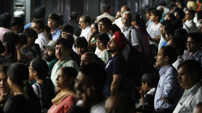 "In India, where the economy has grown on average by 6.9 per cent since 2012, 85 per cent (of people) trust their national government,"" Pew Research said in a report. (Representational Image)"