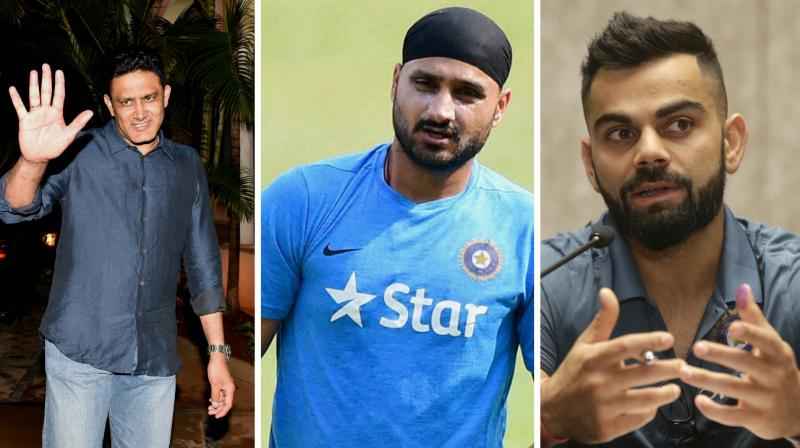 Recently, Kohli received an award for being the most interactive star on instagram. He received this award for the second-time in a row.