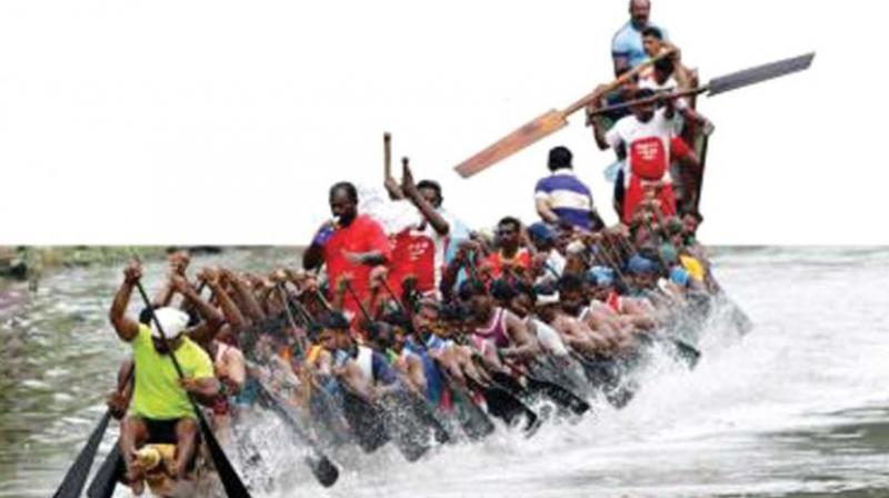Young rowers from Kashmir were a special attraction for the last two editions. According to the traditional boat race lovers, the modern-day clubs, mostly owned by NRIs, shell out at least Rs 1 crore. (Representional Image)