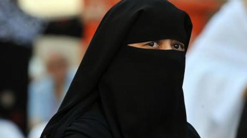 Under Saudi Arabia's guardianship system, women are required to present proof of permission from a male 'guardian' - normally the husband, father or brother - to do any government paperwork, travel or enrol in classes. (Representational Image)