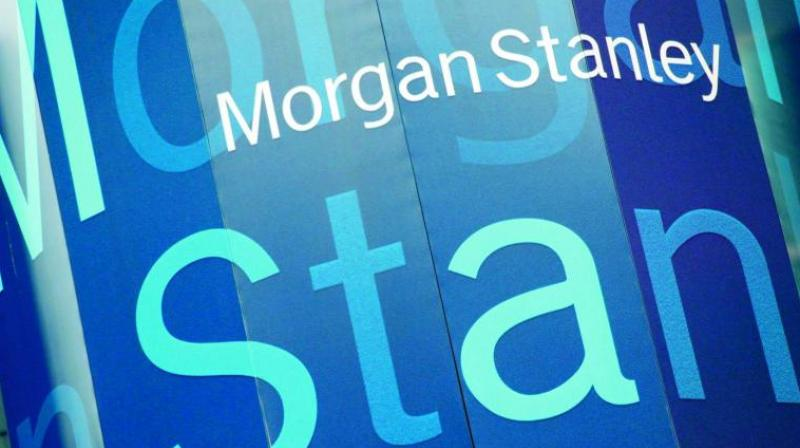 Morgan Stanley posts record 1st-quarter profits