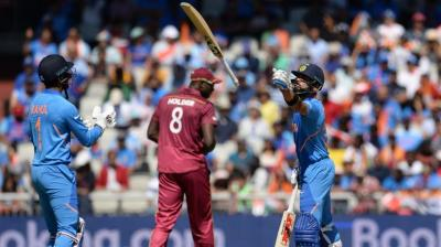 India vs West Indies (Photo: AFP)