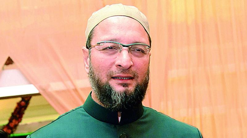AIMIM President Owaisi to propose amendments to Triple Talaq Bill