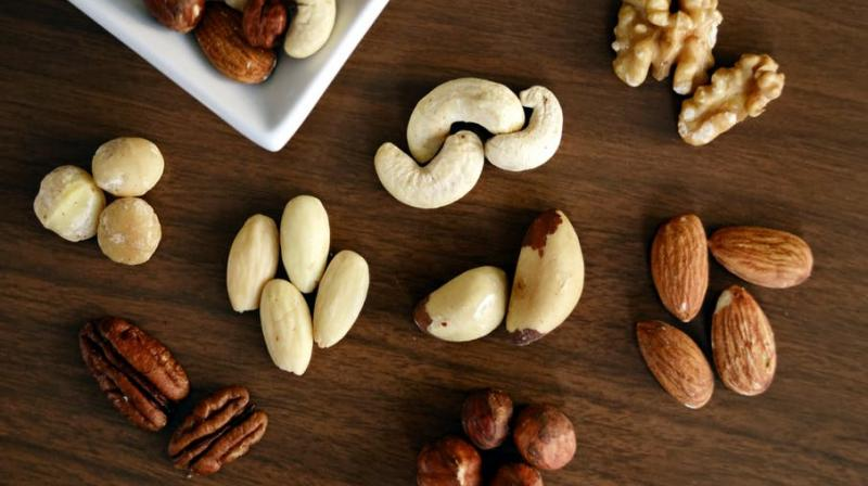 Adding nuts to your diet can do wonders for your health