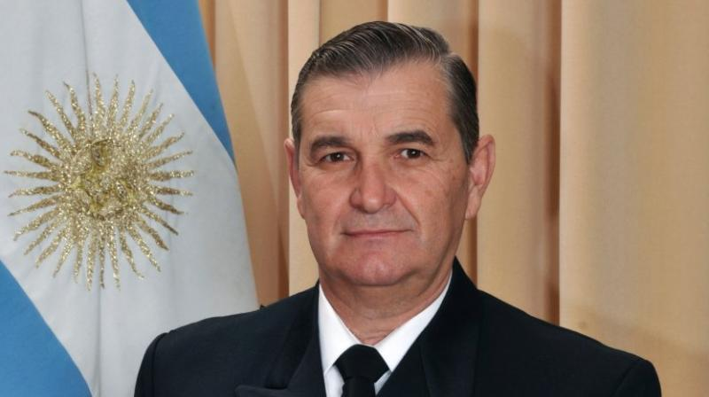 Argentina Fires Head of Navy After Submarine Disappearance