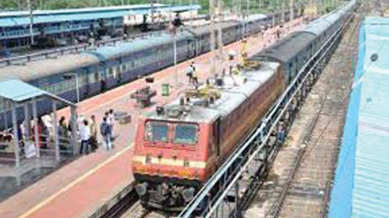 Singh said the Kerala Express train had no technical problems, but the tourists were not in air-conditioned coaches. (Photo: Representational)