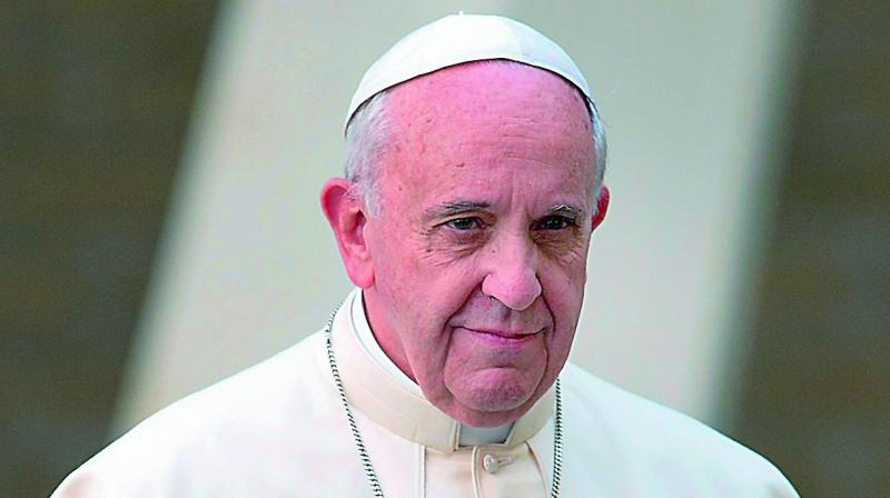 Abuse victim Juan Carlos Cruz said that Pope Francis had told him during a meeting this month: 'The fact that you are gay does not matter.' (Photo: File)