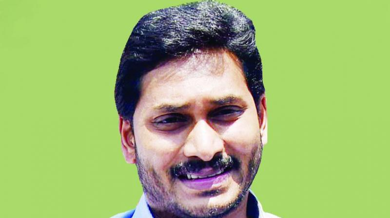 Chief Minister Y.S. Jagan Mohan Reddy