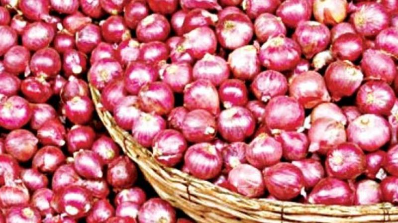 The BJP fears that rising onion prices may affect its ambition of coming back in power. (Photo: Representational)