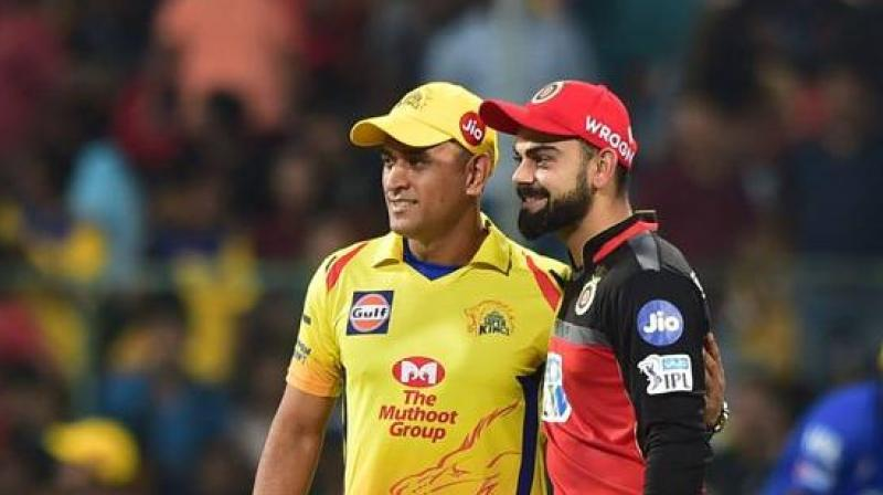 IPL 2019: Where to watch CSK vs RCB, head-to-head, squads
