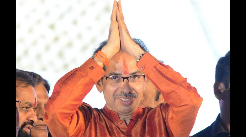 Uddhav Thackeray.