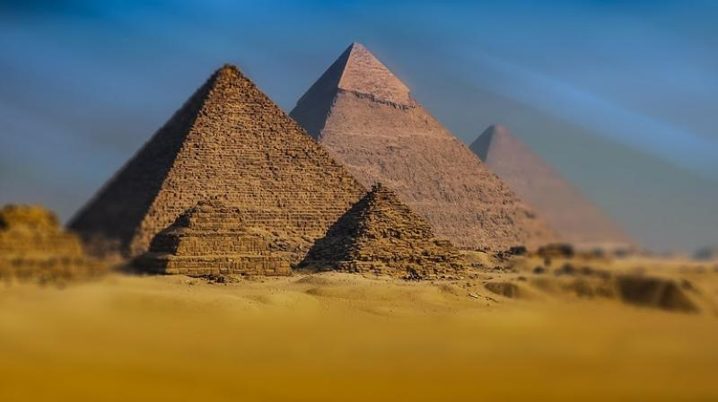 The discovery is the latest in a series of major finds of ancient relics that Egypt hopes will revive its tourism sector. (Photo: Representational/Pixabay)