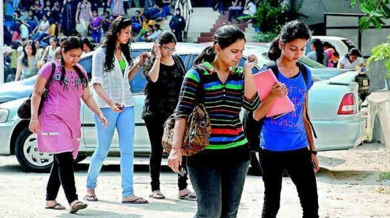 Given the over-supply of seats, the government will not allow new colleges offering professional courses for the third consecutive year.