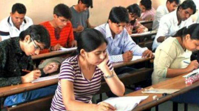 As the final examinations were completed, ecstatic students have freaked out on the roads. (Representational image)