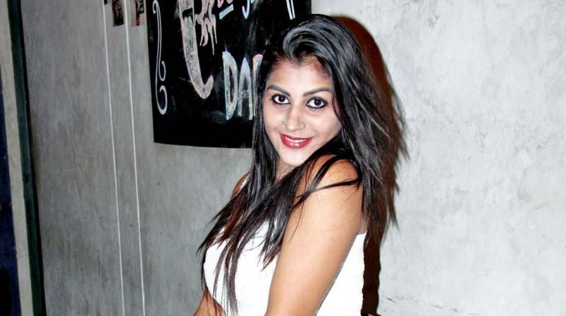 Yashika Anand