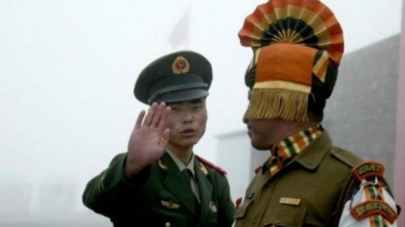 The Doklam standoff between India and China had seen in the larger context. (File Photo)