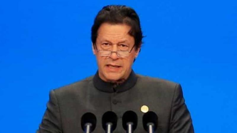 'I'm making a high-powered enquiry commission with a one-point agenda: how did they raise the debt to Rs24,000 billion (240 crore) in 10 years?' Pakistan Prime Minister Imran Khan said. (Photo:AP)