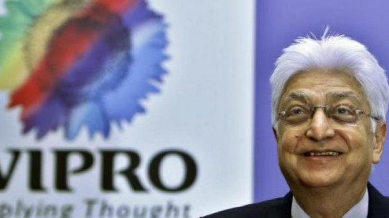 Wipro Chief Azim Premji