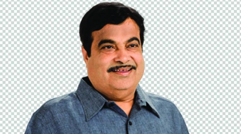 nion transport and surface minister and BJP senior leader Nitin Gadkari